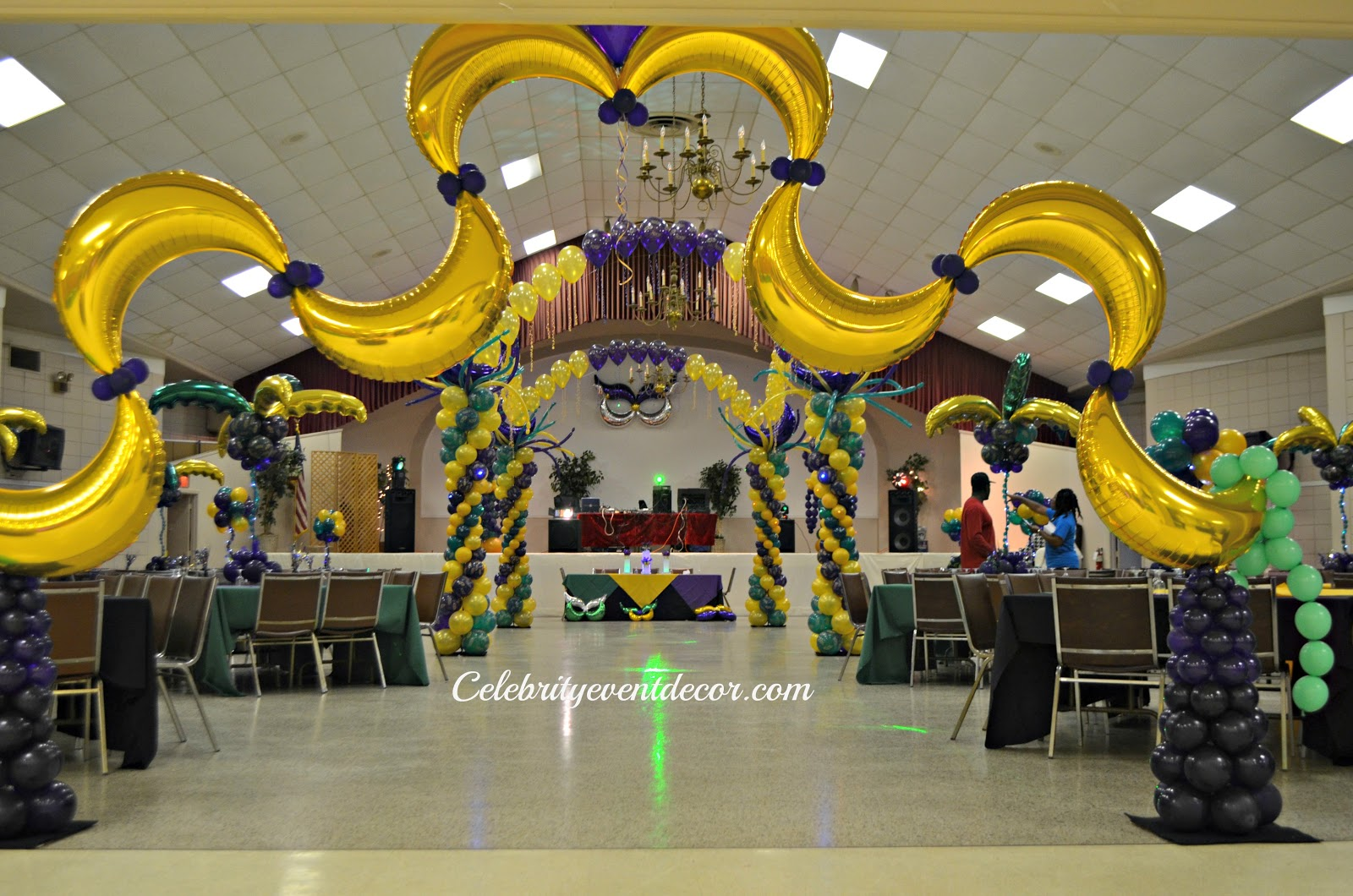 Celebrity Event Decor, LLC: November 2012