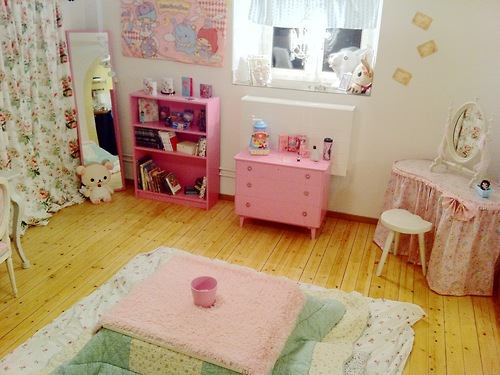 I Liked This Two Rooms Full With Super Kawaii Furniture If You Have Watched  Itazura Na Kiss You Would Have Probably Noticed The Second Pic Is Kotoko´s  Room.