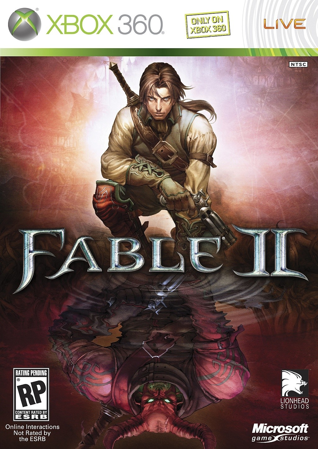 fable xbox 360: