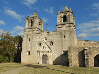 Misión Concepción San antonio
