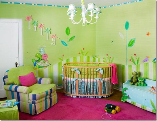 Decoraci n de interiores de recamaras infantiles imagui - Decoracion interiores infantil ...