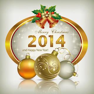 Thiệp chúc mừng năm mới 2014 2