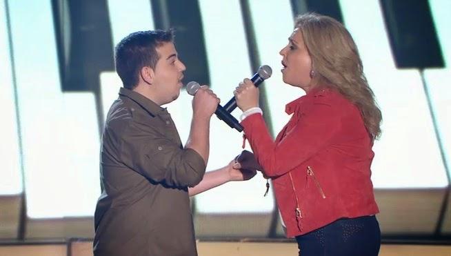 Mari y Oscar