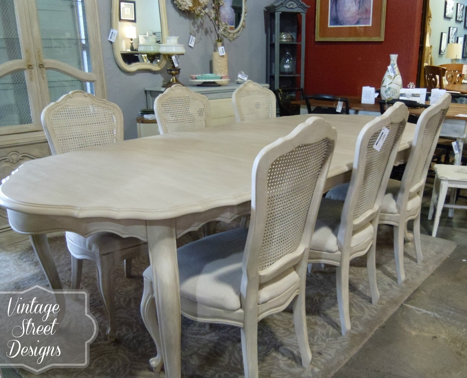 French Provincial Dining Room Part 1