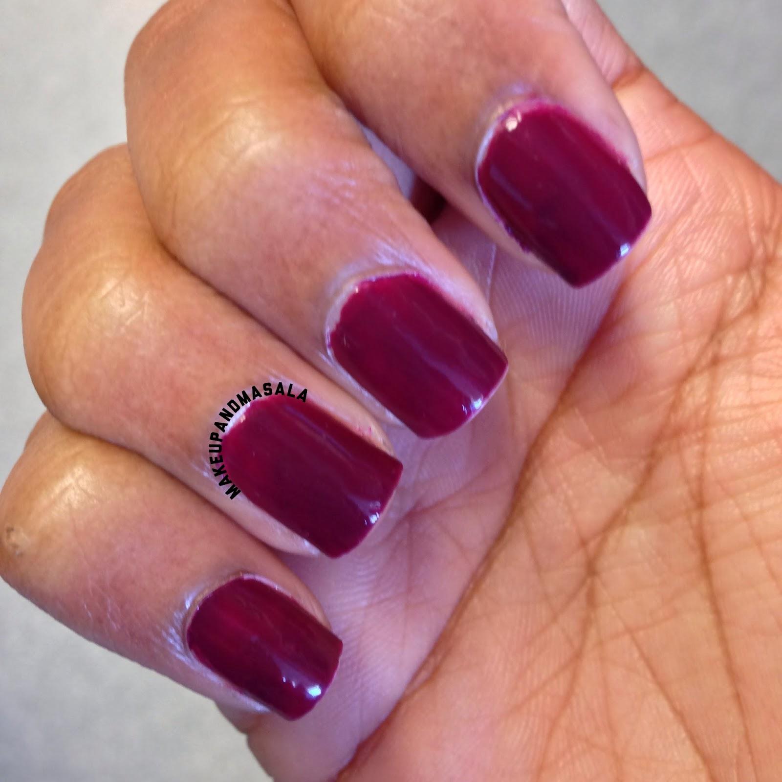 Fall 2015 Nail Trends: Makeup And Masala: The September Issue: Fall 2015 Nail