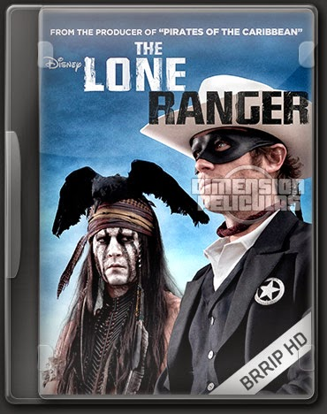 The Lone Ranger (BRRip FULL HD Ingles Subtitulada) (2013)