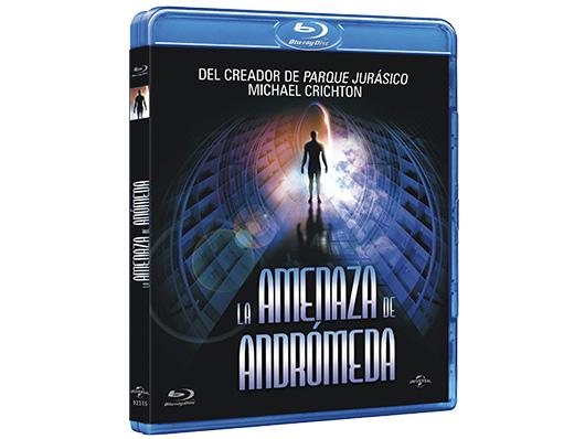 A la venta 'La Amenaza de Andrómeda' en Blu-ray