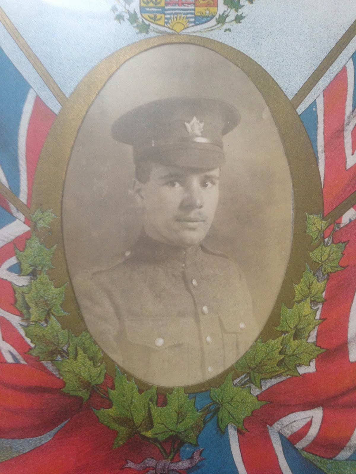 Olive Tree Genealogy Blog: Remembering WW1 Soldier W. J. P. Bullock
