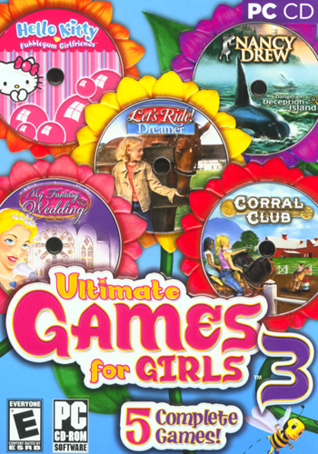 Video Games: Games For Girls - photo#50