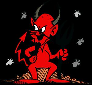 Kartun Iblis
