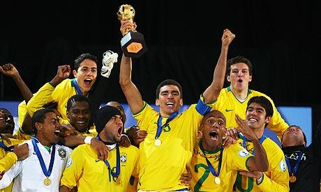 Negara Juara Piala Konfederasi