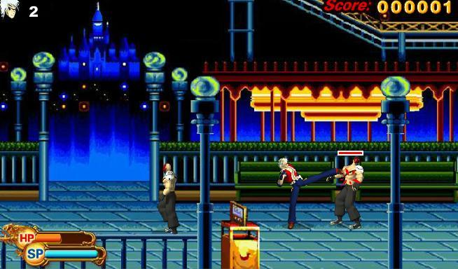 Sokak dövüşçüsü kungfucu mert oyunu oyna