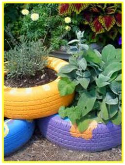 A mi manera c mo decorar el jard n for Como decorar el jardin de mi casa