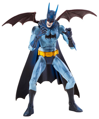 Mattel DC Unlimited Vampire Batman figure