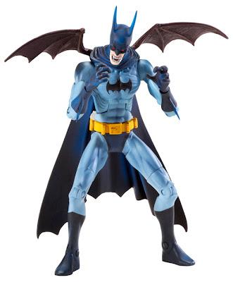 Mattel DC Unlimited Vampire Batman figure