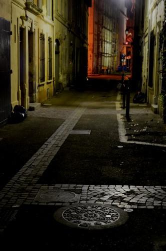 Rue Jean Granaud - La Roquette