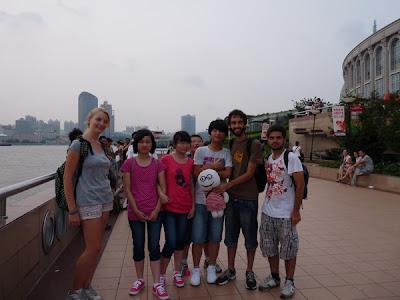 Shanghai skyline, rascacielos