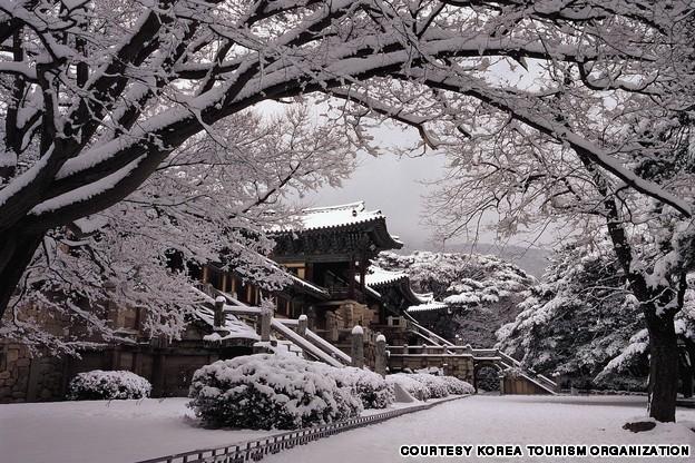 Bulguksa Temple (경주 불국사)