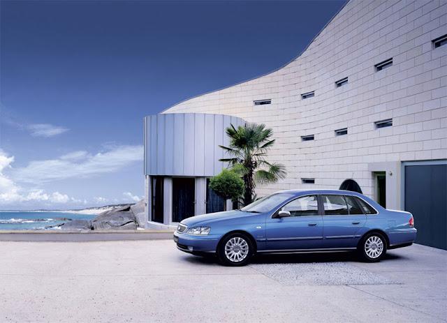 フォード・フェアレーン(Au) 5代目 | Ford Fairlane (Australia) (1999–2007)
