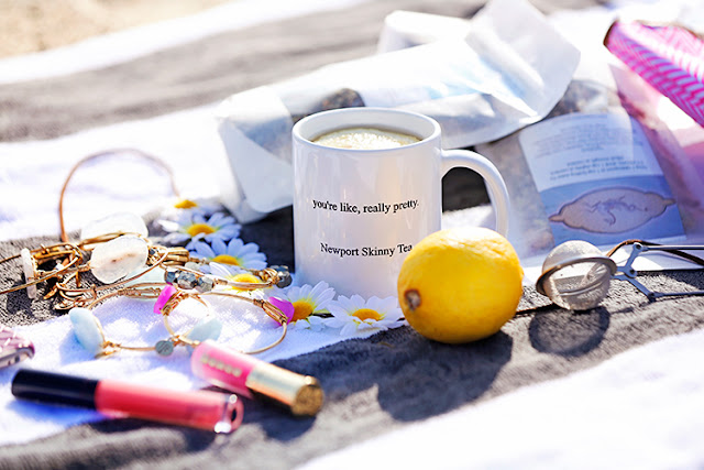 detox tea to jumpstart your day and metabolism