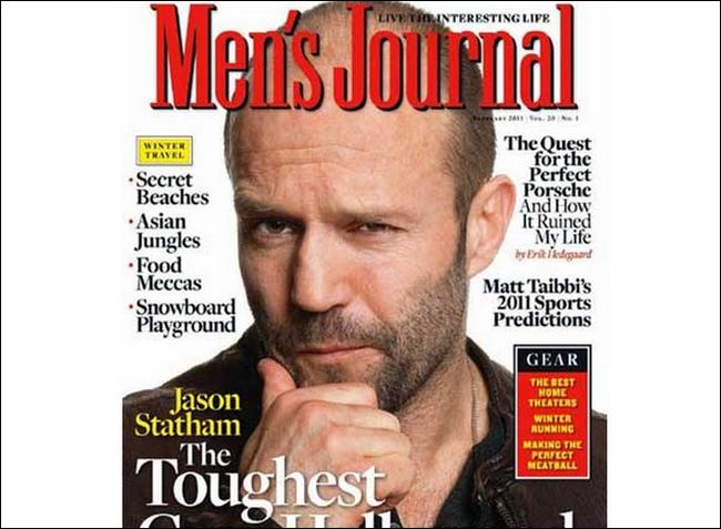Men's Journal adalah sebuah majalah gaya hidup pria Amerika yang