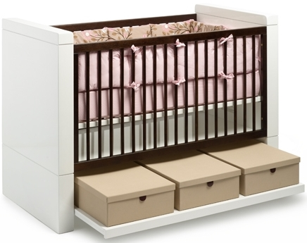 Baby Nursery Furniture on Designing Your Baby   S Nursery With Trendy And Urban Baby Furniture