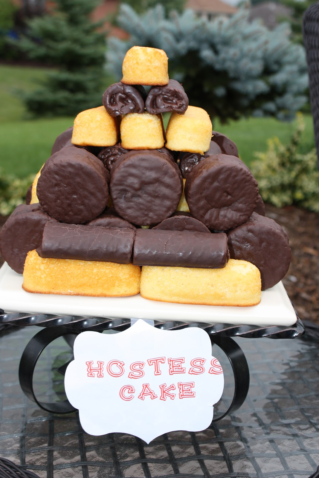 Ding Dong Cake Food Network