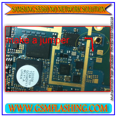 Samsung S5360 No Network And Signal Week Problem Solutions