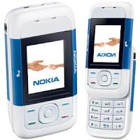 Nokia, Nokia 5200, Nokia 5200 Slide