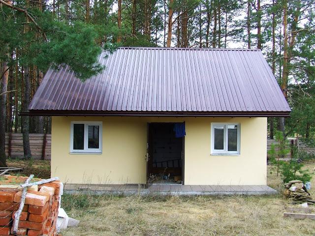 Будинок у лісі