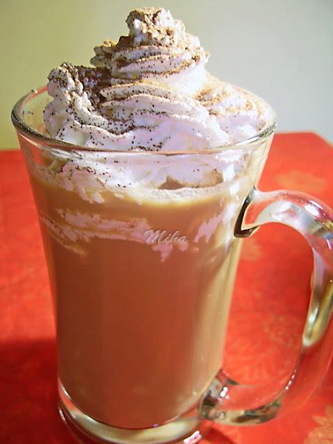 Cafea cu aroma de scortisoara