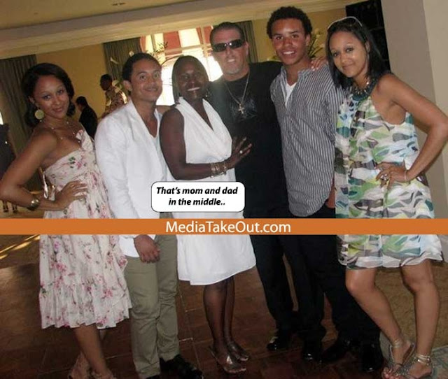 Who Is Tia and Tamera Mowry Parents