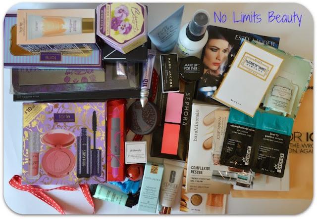 Consolidación de paquetes en Shipito (compras Sephora.com USA)
