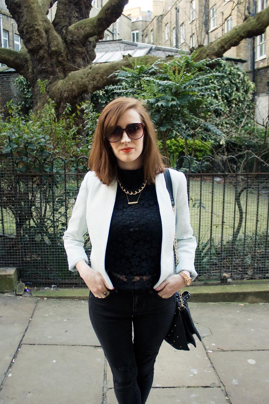 Fashion Blogger in London