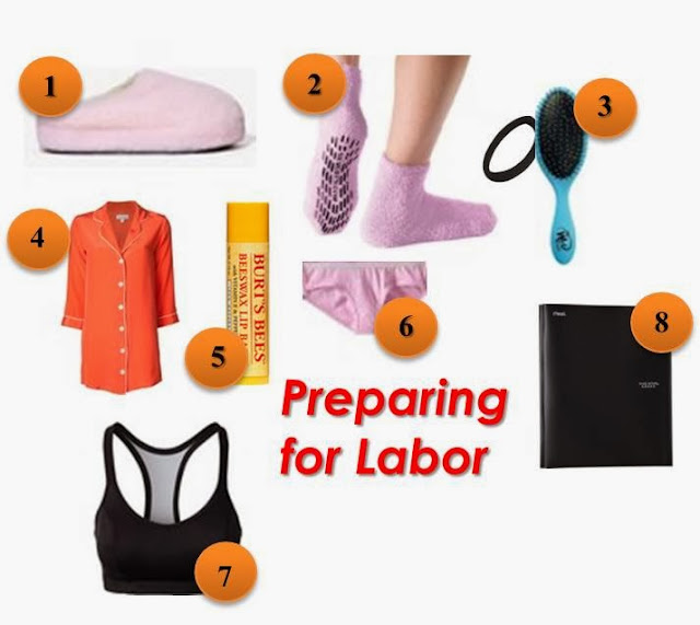 Essential Items for Labor that Really Helped Me