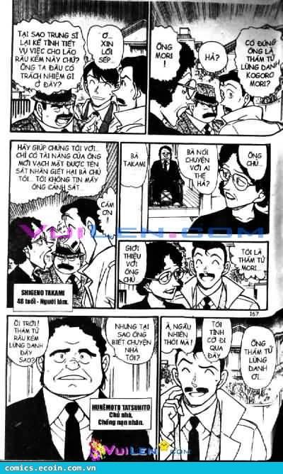 Detective Conan - Thám Tử Lừng Danh Conan chap 553 page 15 - IZTruyenTranh.com