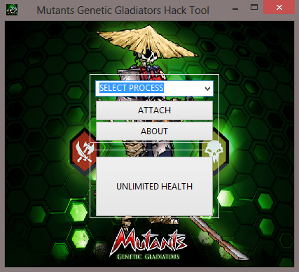 mgg Mutants Genetic Gladiators Hile Tool Oyun Botu indir