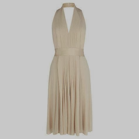 Marilyn Monroe Coast Dress - Affordable Short Wedding Dresses - Age Old Youngster