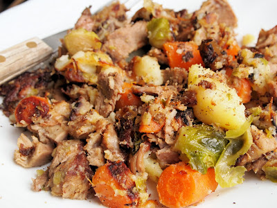 ... Food, Hate Waste, Leftover Legends aka Bubble and Squeak Lamb Hash