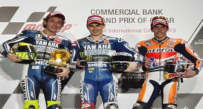 Nonton Streaming MotoGP 2015 Spanyol di Sirkuit Catalunya Live Trans7