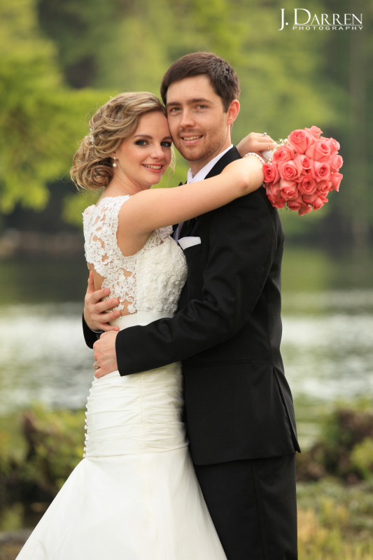 Country Club of Johnston County wedding photography