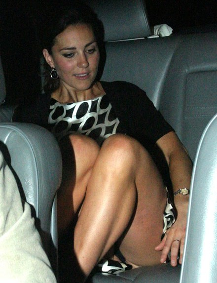 Kate middleton up skirt
