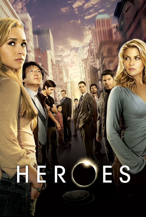 Heroes TV poster