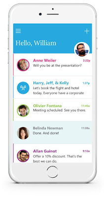 Microsoft releases Send email app for iPhone, coming soon to Android and Windows Phone
