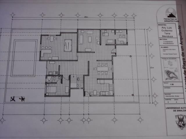 Arquitectura minimalista for Arquitectura nota de corte