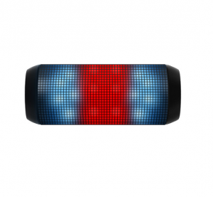 Buy Online Portronics Glitz Ultra-portable wireless Bluetooth speaker for Rs.2399