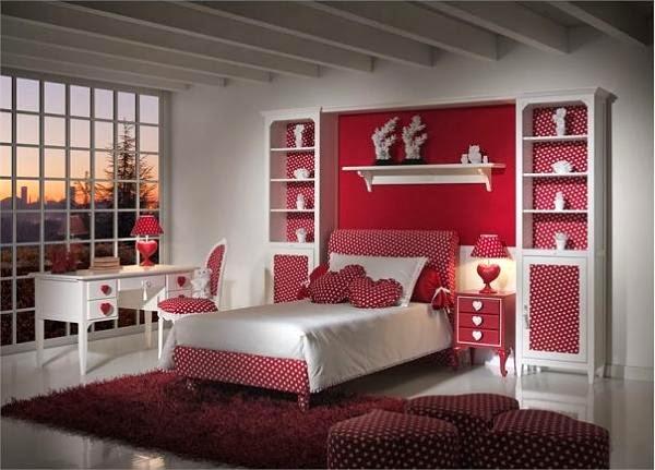 Chambres modernes pour les couples int rieur d cor for Decoration chambre couple