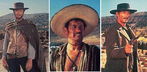 "Eli Wallach in ""The Good, the Bad and the Ugly"" (1966)"