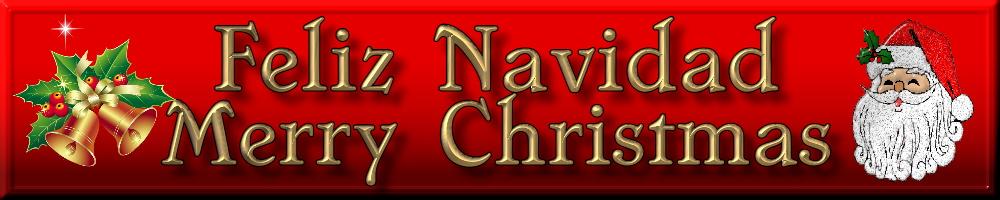 ♥Feliz Navidad-Merry Christmas♥