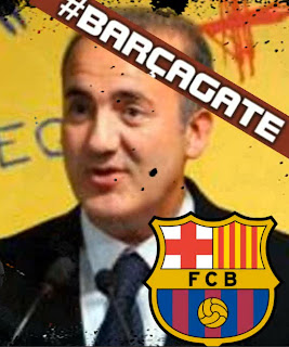 Alfons Godall confirms Barçagate Favors arbitration recognized by a former FC Barcelona vice-president (2003-10) when Joan Laporta was the FCB president